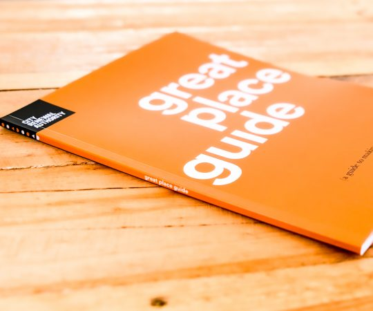 Great Place Guide wins Good Design Award