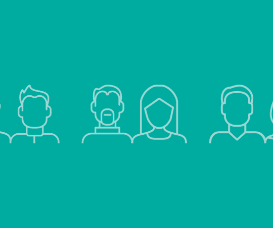 A series of icons depicting students, parents, and career advisors who are the key stakeholders in Student accommodation