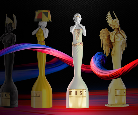 Paper Monkey win Platinum at 2021 MUSE Awards